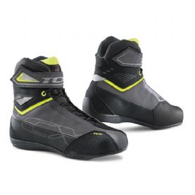 TCX Rush 2 WP Boots Grey Yellow Fluo